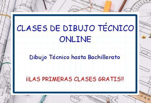 CLASES PARTICULARES DIBUJO TÉCNICO - foto 1