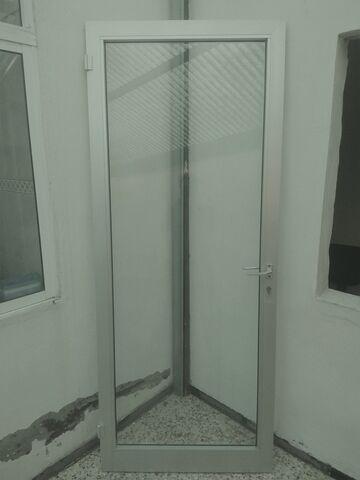 Puerta De Aluminio Exterior