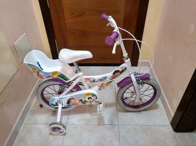 Bicicleta De Niña