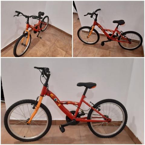 Bicicleta Niño O Niña De 6 A 8 Años