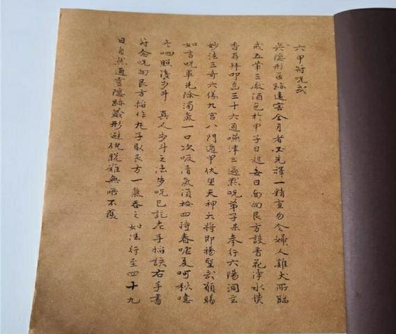 Libro Antiguo Chino Echizos