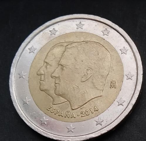 Moneda De 2 Euros Conmemorativa España