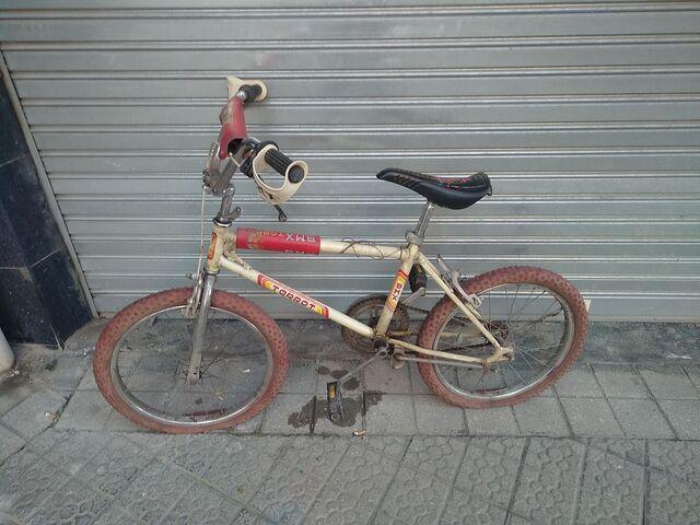 Bicicleta Torrot Bmx Original 70/80