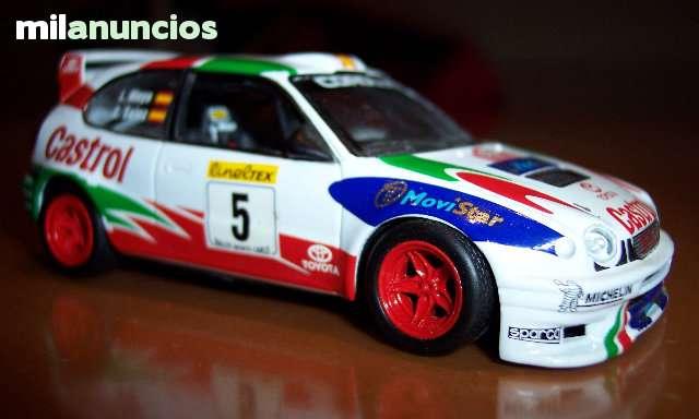 Toyota Corolla Wrc Montecarlo Sainz  Esc