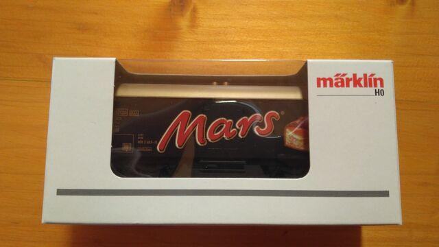 VAGON MARS H0 - foto 1