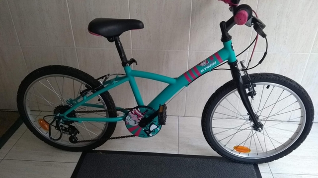 """Bicicleta Bitwim 20\"""""""