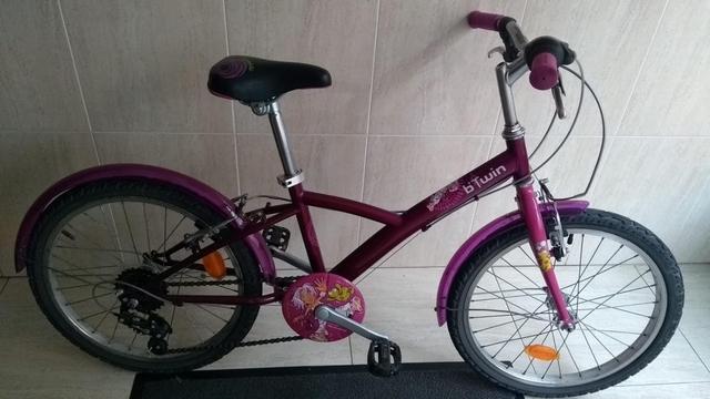 """Bicicleta Bitwim 20 \"""""""