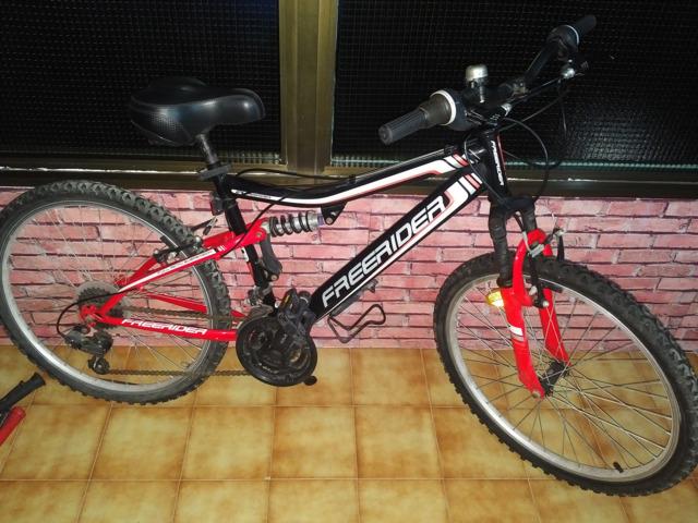 Vendo Bici De 24 Pulgadas Muy Muy Nueva