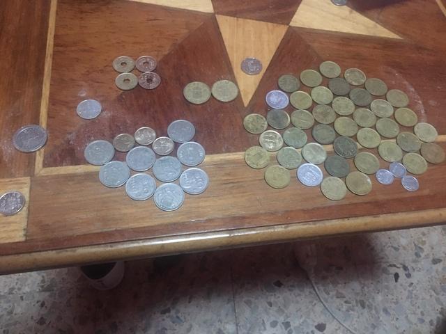 65 Monedas Españolas Antiguas