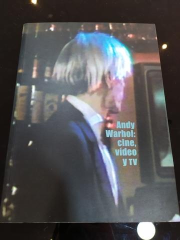 ANDY WARHOL:  CINE,  VÍDEO Y TV - foto 1