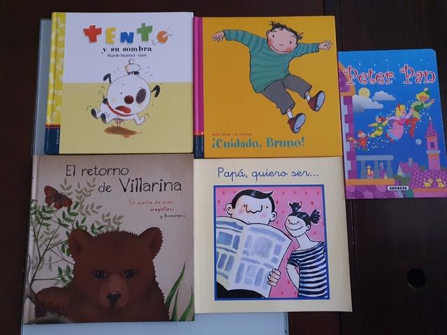 LOTE DE LIBROS INFANTILES - foto 1