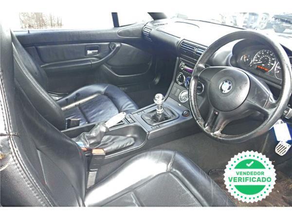 JUEGO DE ASIENTOS CUERO BMW Z3 CABRIO 1.  - foto 1