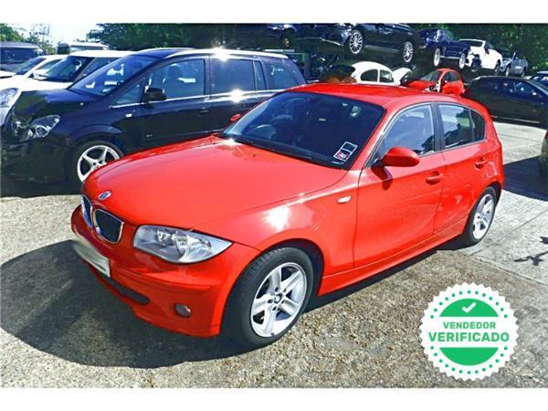 DESGUACE BMW SERIE 1 E81 120D 2. 0TD 163C - foto 1