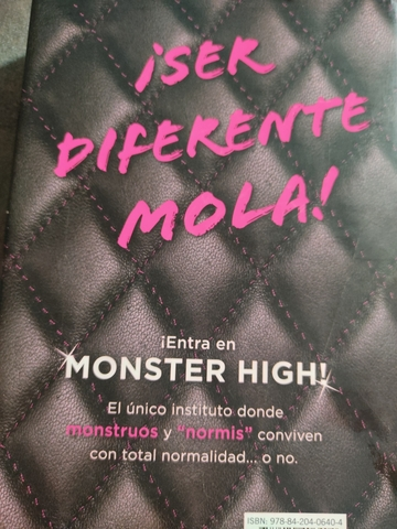 MONSTER HIGH,  DOS LIBROS - foto 3