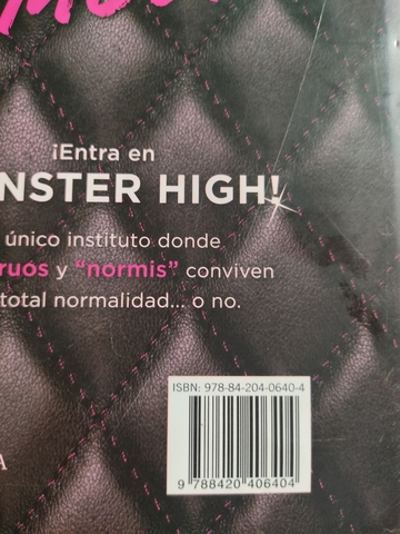 MONSTER HIGH,  DOS LIBROS - foto 4