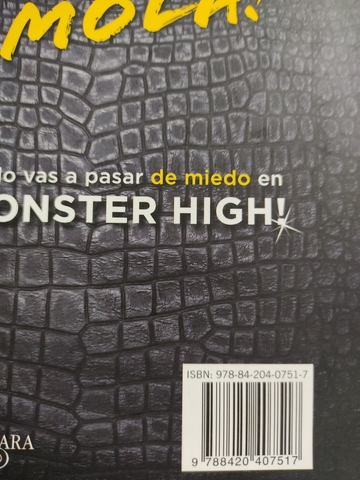 MONSTER HIGH,  DOS LIBROS - foto 8