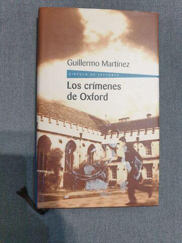 LOS CRÍMENES DE OXFORD - foto 1