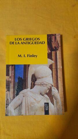 LOS GRIEGOS DE LA ANTIGÜEDAD - foto 1