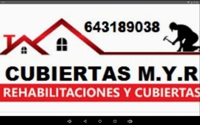 CUBIERTAS Y RHEAVILITACIONES M. Y. R.  - foto 1