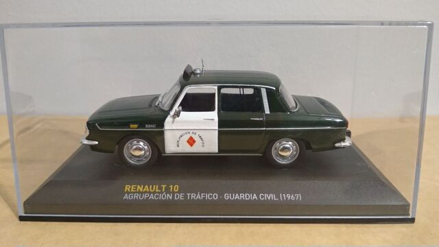 Renault 10 - Guardia Civil (1967)