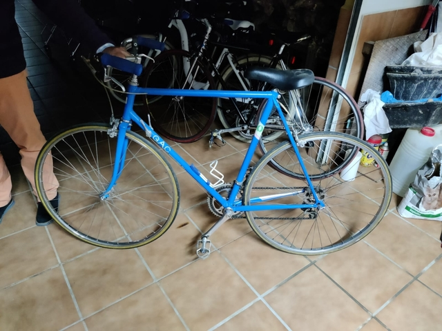 Bicicleta Carretera Clásica