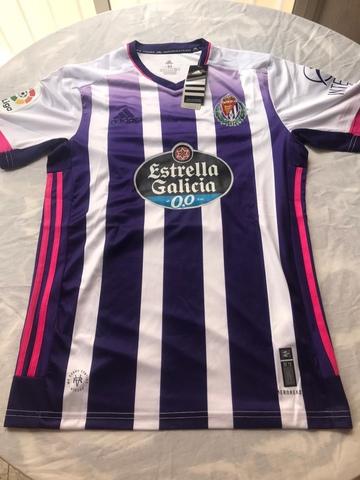 Camiseta Oscar Plano Valladolid