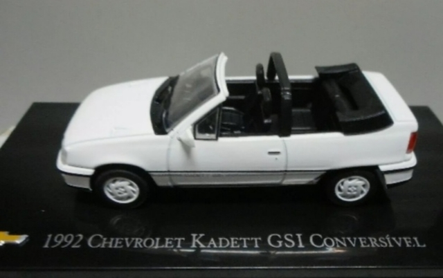 Opel-Chevrolet Kadett Descapotable 1/43