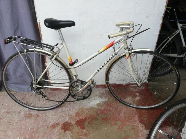 Bicicleta Peugeot Llanta 700