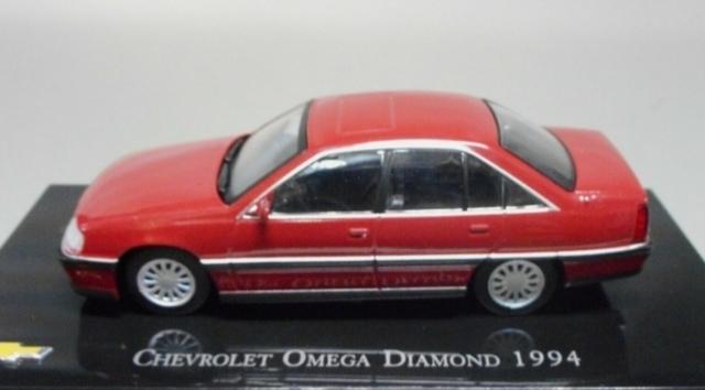 Opel-Chevrolet Omega, Esc. 1/43