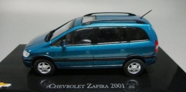 Opel-Chevrolet Zafira, Esc. 1/43