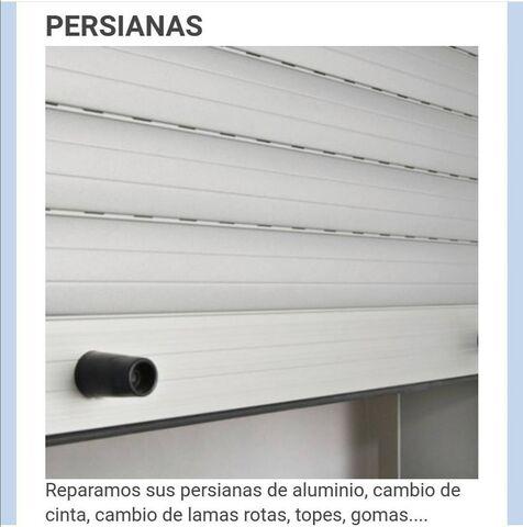 REPARACIÓN DE PERSIANAS - foto 1