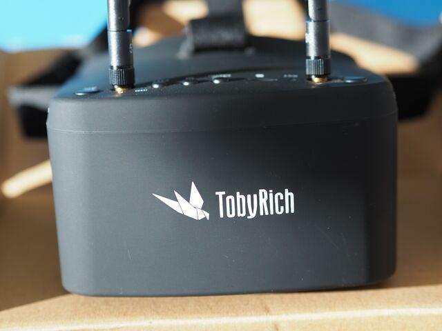 GAFAS DRONE FPV TOBYRICH TR1 EV800D - foto 2