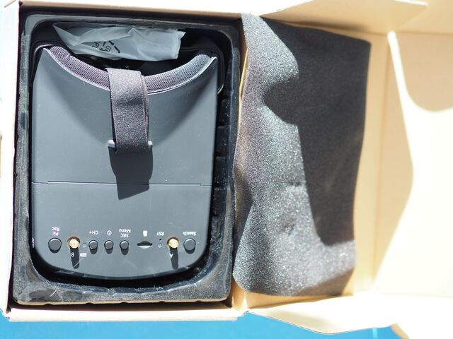 GAFAS DRONE FPV TOBYRICH TR1 EV800D - foto 6