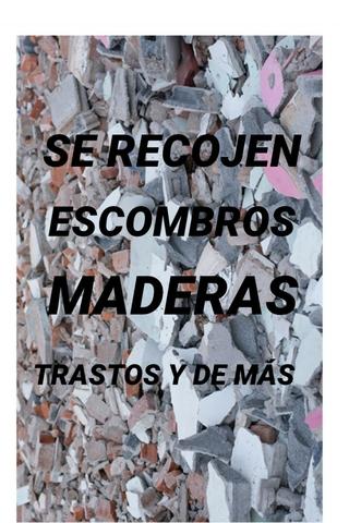 Escombros Madera