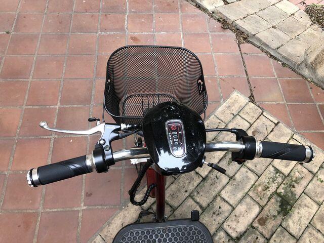 PATINETE ELÉCTRICO MOVILIDAD REDUCIDA - foto 2