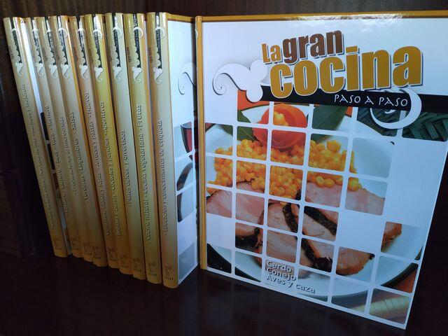 LA GRAN COCINA PASO A PASO - foto 1