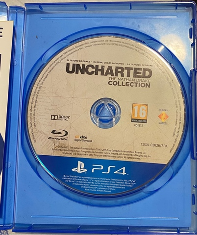 UNCHARTED THE NATHAN DRAKE COLLECTION - foto 1