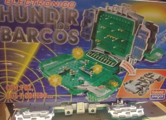 HUNDIR LOS BARCOS.  - foto 3