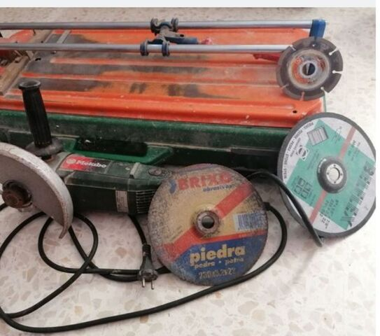 Cortadora De Azulejo Rubi Ts-60