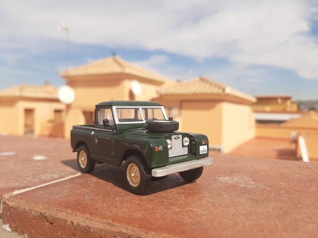 Land Rover Santana Escala 1/43