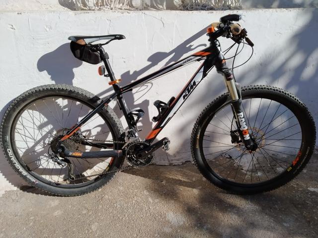 Vendo Bicicleta Ktm 27: 5 Ultra Sport