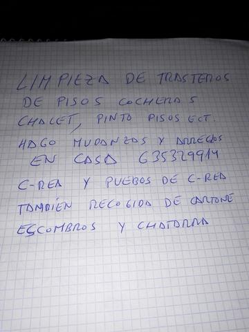 CHICO ESPAÑOL ARREGLA CUALQUIER COSA - foto 2