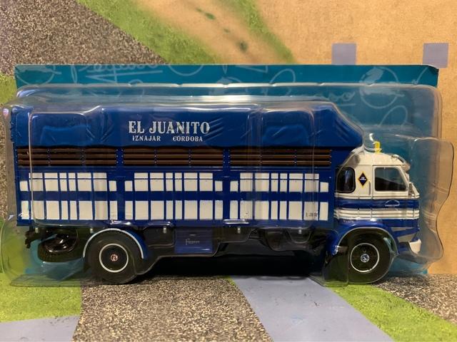 Pegaso 1065L El Juanito A Escala 1:43