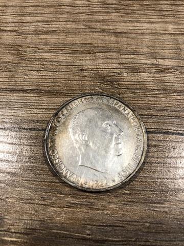 12 Monedas De 100 Pesetas (Año 1966)