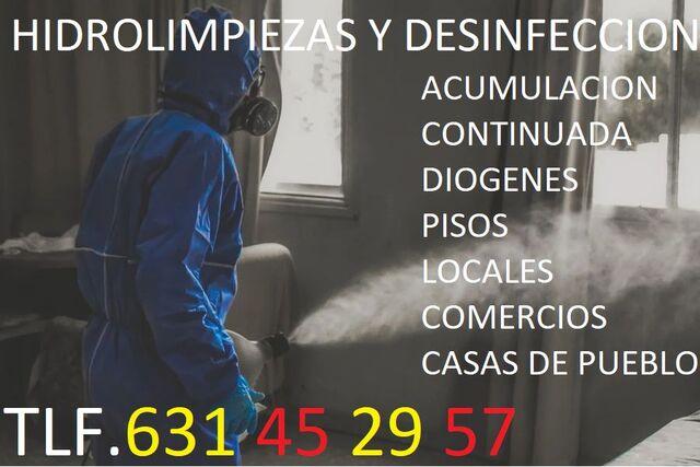 M. LIMPIEZASENERALES EXTREMAS DIÓGENES AC - foto 1