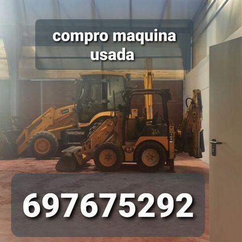 COMPRO EXCAVADORAS USADA  Y CAMIONES - foto 1