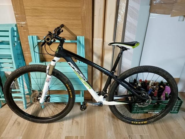 Bicicleta Xc Racerracer Carbono 29