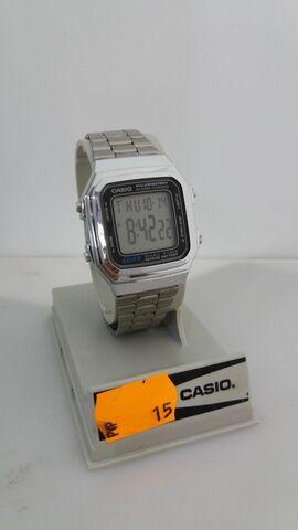Reloj Casio A-178, Modulo 3234
