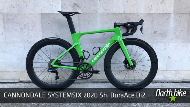CANNONDALE SYSTEMSIX 2020 DURAACE DI2 - foto 1