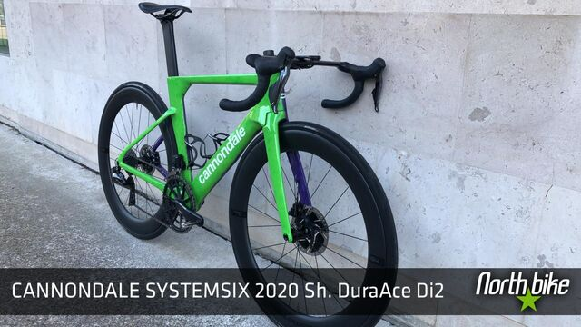 CANNONDALE SYSTEMSIX 2020 DURAACE DI2 - foto 2